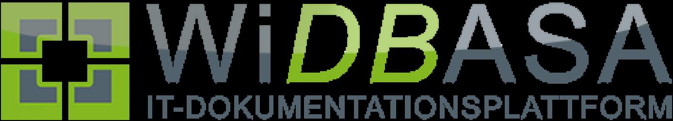 IT-DOKUMENTATIONSSYTEM: WiDBASA – STRUKTURIERT. TRANSPARENT. INTUITIV.